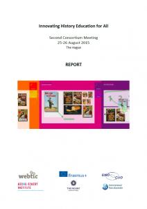 2nd IHEA Consortium Meeting 25 - 26 August 2015