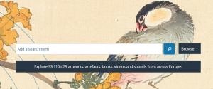 Europeana portal