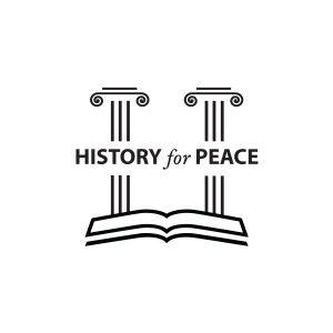 History for peace logo