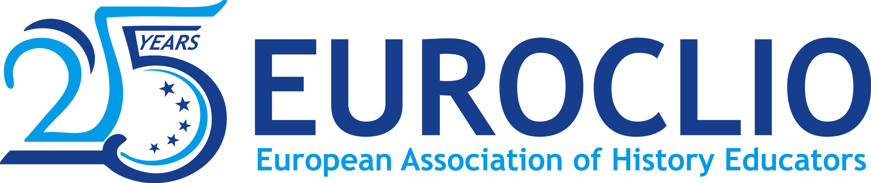 Resultado de imagen de 25 Years Euroclio (European Association of Historia Educators)