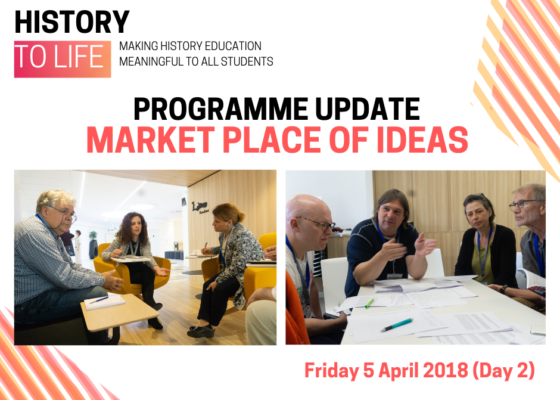market place of ideas programme update