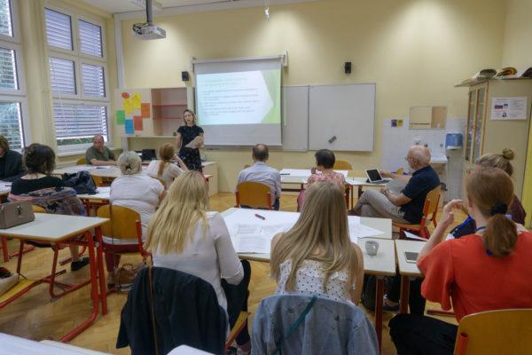 12 July, Workshops Round (2)