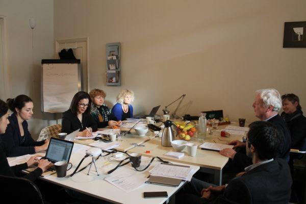 S4I_Consortium meeting the hague 16-17 january